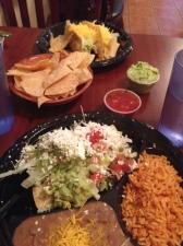 Tacos and flautas!