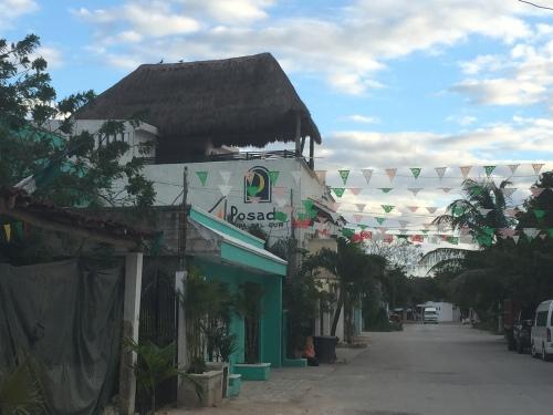 Our hotel, Posada Luna del Sur